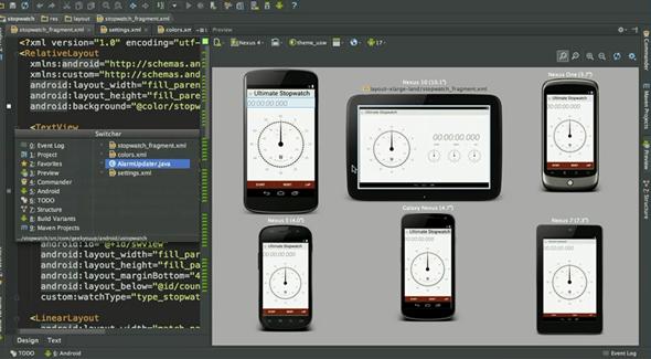 android - Возможно ли поместить Activity в …
